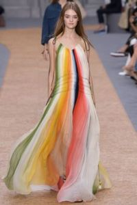 pleats dress summer spring 2016 rtw trend report fashion liberata dolce sexy stunning maxi chloe