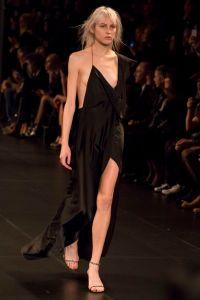 slip dress chloe saint laurent spring summer 2016 ready-to-wear fashion runway liberata dolce