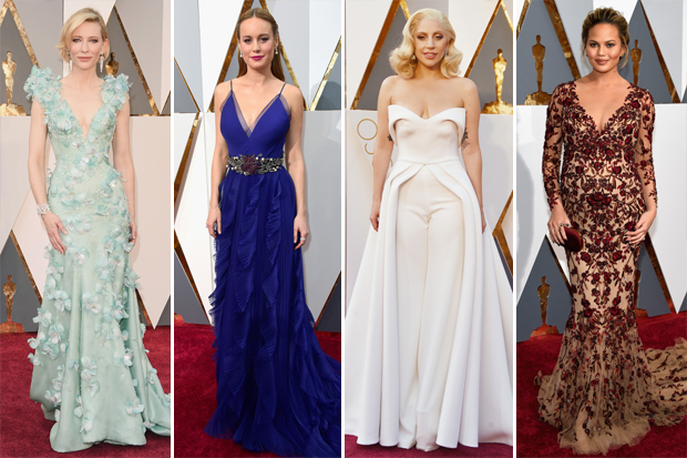oscars best dressed 2016 liberata dolce fashion blogger style couture red carpet