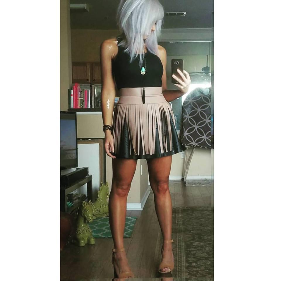 liberata dolce fashion blogger style bohemian boho fringe accessories spring trend 2016