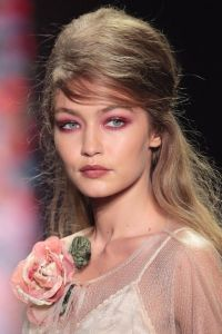 spring summer 2017 beauty makeup trends monochrome
