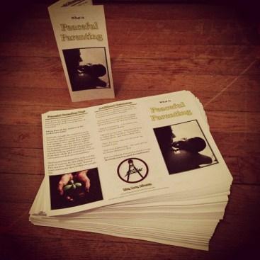 500 Pamphlets