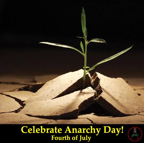 Celebrate Anarchy Day!
