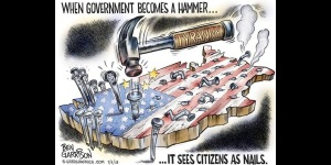 When Government becomes a Hammer