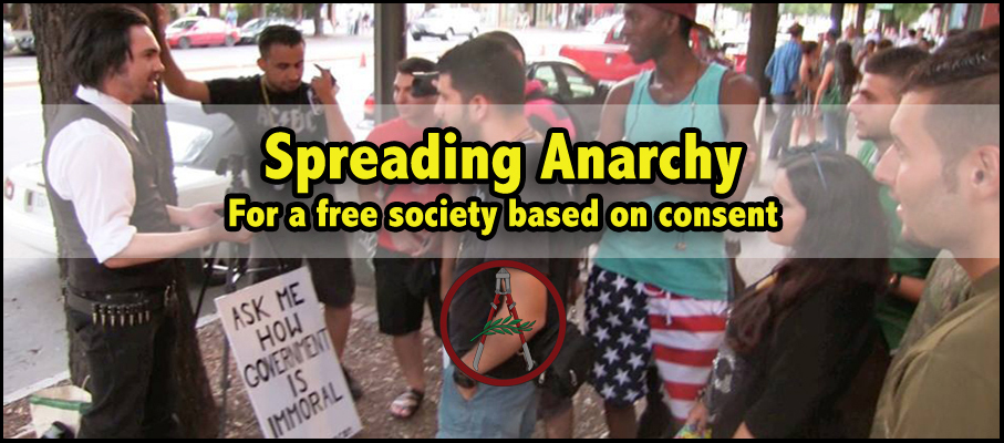 Spreading Anarchy