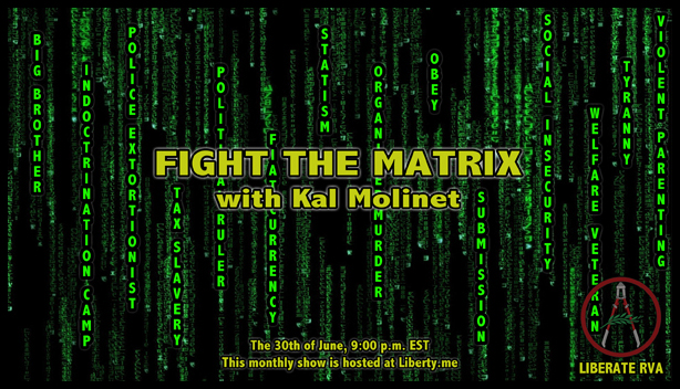 Fight the Matrix 32
