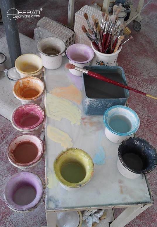 La ceramica del ferlaro, una delle manifatture di ceramiche artistiche più rinomate in emilia, organizza un workshop di decorazione su. Come Dipingere Sulla Ceramica L Arte Di Essere Artigiani