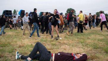 «Les flics ont le seum parce qu'ils n'ont pas réussi à nous empêcher de faire la fête» – Libération
