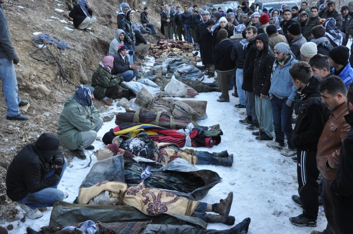 Three years after Roboski massacre in Turkey, justice is yet to be served