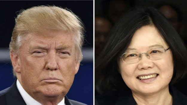 Trump Taiwan phone call a signal of aggression to come