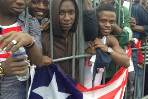 11953211_188901431441479_8373535979129920823_n (1) (Liberia Beat Tunisia 1-0 In Afcons Qualifier in Monrovia)