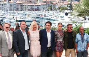 www.acesshowbiz.com /Jared Harris, Jean Reno, Charlize Theron, Javier Bardem, Adele Exarchopoulos, Sean Penn, Zubin Cooper.