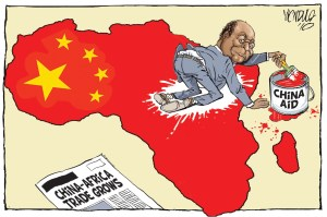 china-africa (China is cheating Africa)