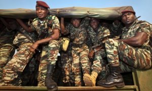 Central African Republic (Cameroon Escalates Military Crackdown on Anglophone Separatists)
