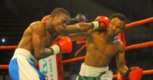 "Waidi ""Skoro"" Usman vs. Michael ""Shaka"" Nyawade"
