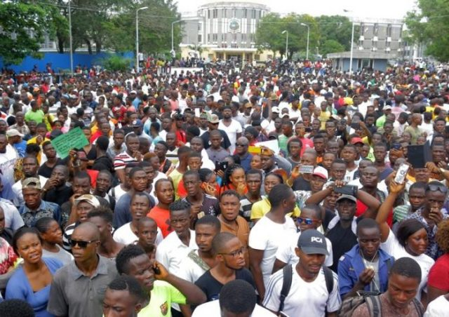 "These are the same young people who saw Mr. Weah as the ""Country Giant."" Even though then-candidate Weah never had a debate with any of his opponents during the presidential campaign to know his local and world views of the issues, and he never held a press conference, and never put forward his governing platform and ideas, Liberians foolishly voted for George Manneh Weah."