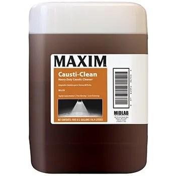Maxim Causti-Clean - 5 Gallon