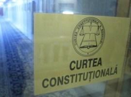 CCR a constatat un conflict instituțional între Executiv și Președinție