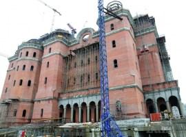 Încă 10 milioane pentru Catedrala Mânturirii Neamului