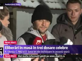 Judecătoarele lui Dragnea au spus DA pentru eliberarea lui Șova și Obreja