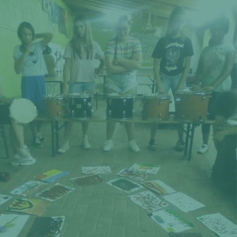 LiberiSogni event - Parco Ludico Lab sonoro
