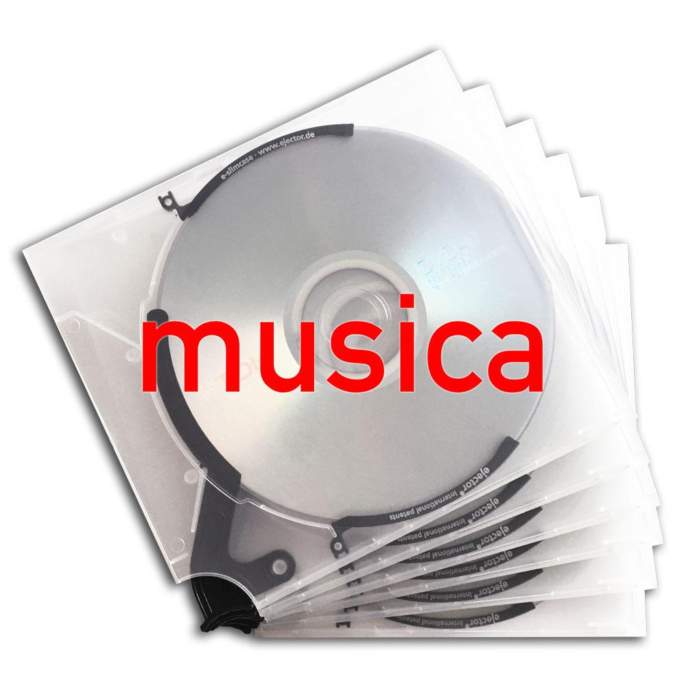 DVDROM Musica