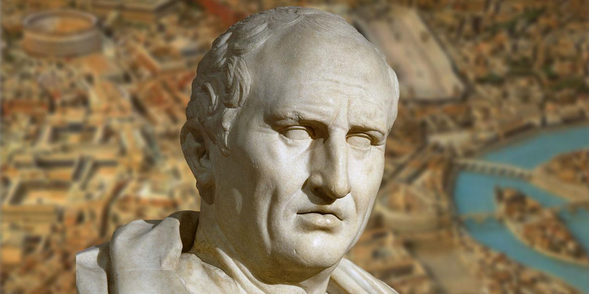 Marcus Tullius Cicero (Marco Tullio Cicerone)