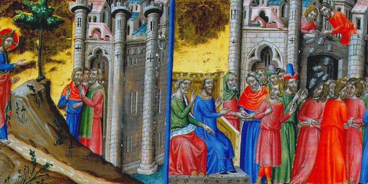 Rappresentazione iniziata nel 1200 in Inghilterra, completato nel 14° secolo in Spagna