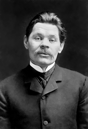 Maksim Gor'kij (alias Aleksej Maksimovič Peškov)