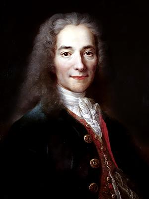 Voltaire (alias François Marie Arouet)