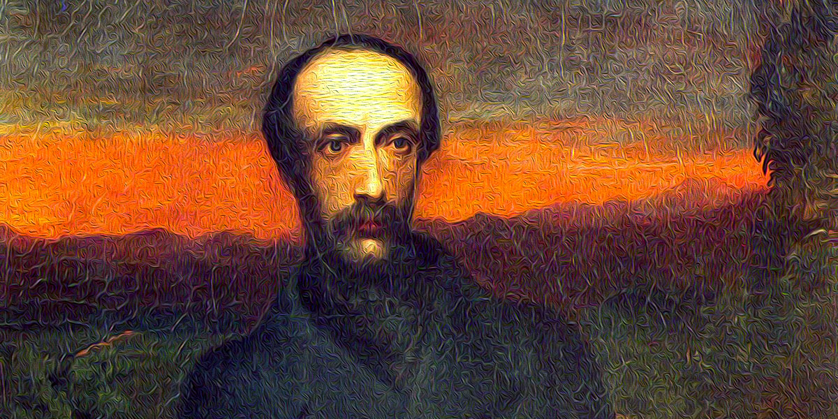 Giuseppe Mazzini di Emilie Ashurst Venturi (1819 - 1893)