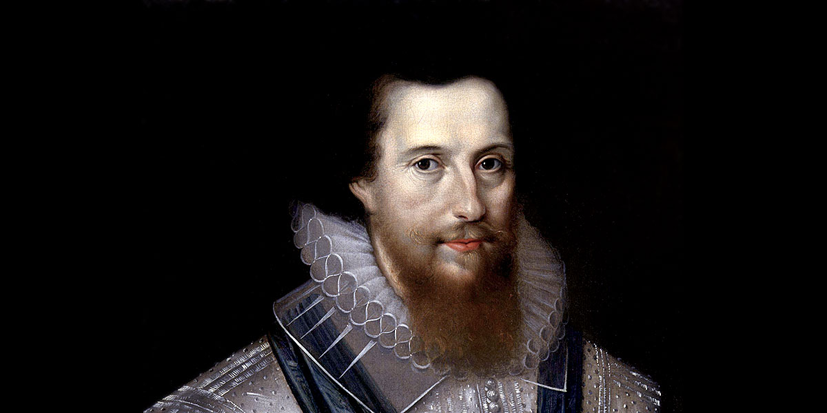 Robert Devereux, 2nd Earl of Essex, by Marcus Gheeraerts the Younger
