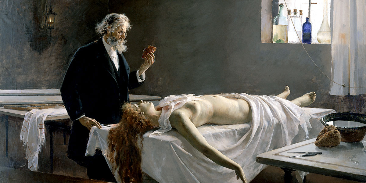 Anatomy of the heart. Enrique Simonet