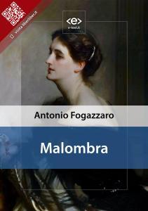 """""""Malombra"""" di Antonio Fogazzaro"""