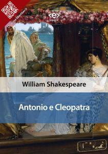"""Antonio e Cleopatra"" di William Shakespeare"