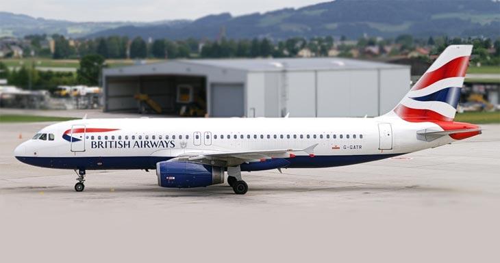 Atterraggio di emergenza per un volo British Airways partito da Napoli