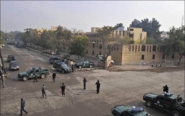 Attacco a ministero Kabul, 7 morti