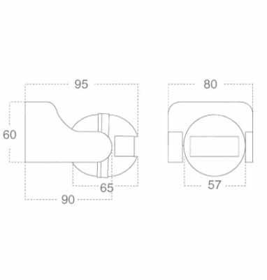 Infrared Motion Sensor V-TAC Manual Override function