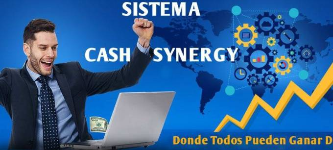 sistema cash Synergy