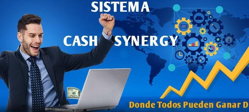 sistema cash Synergy