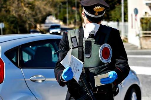 Siracusa. Emergenza covid-19, Carabinieri: ancora persone trovate ...