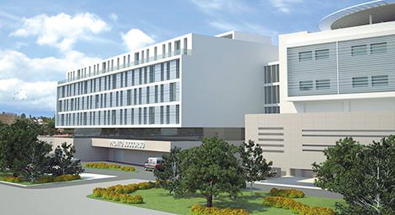 Siracusa. Nuovo ospedale, ecco il progetto vinto da uno studio d'ingegneria  di Bologna - Libertà Sicilia