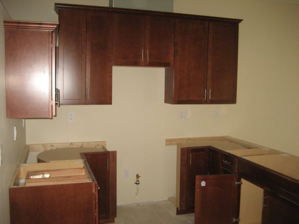 Liberties Gateway Apartment Kitchen Preview