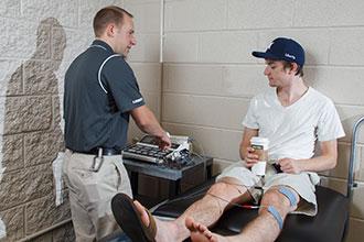 Facility gives Club Sports athletes more injury rehab space  Club Sports  Liberty University