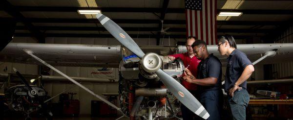 Bs In Aviation Maintenance Management - Liberty University