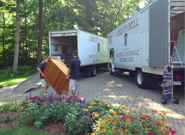 Movers in Portland Maine