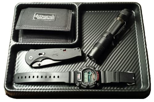 My EDC Gear in Bento Box
