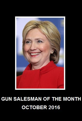 gun salesman of the month