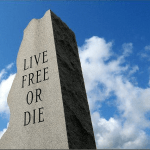 Live Free Or Die Monument