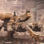 Nivanh Chanthara Dystopian Art Bot Vehicle